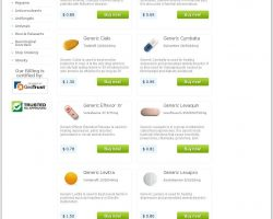 Cheapest place to buy generic medications online. Order generic Abilify, Singulair, Crestor. - allneededpills.net