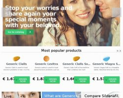 ED Euro Pharmacy - euroedshop.com