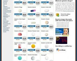 Generic4U.com online pharmacy sell premium quality generics for less - generic4u.net