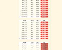 Generic Cialis (Tadalafil 10/20/40mg) US$1.29 pill – @ Buy Cialis online no prescription – Buy cheap generic Viagra online usa. Buy generic Levitra pills online without prescription - pharmshop-online.com