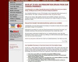 International Supplier of Discount Medication - canadameds.com