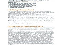 Canadian Pharmacy Online – 1st Canadian Pharmacy Online - canadianpharmacy1st.com