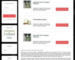 Steroids Online | Anabolic Steroids Sale | Premium Steroids Phamacy: Gen-Shi Laboratories | Dragon Pharma - euroking-gear.net