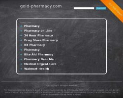 gold-pharmacy.com