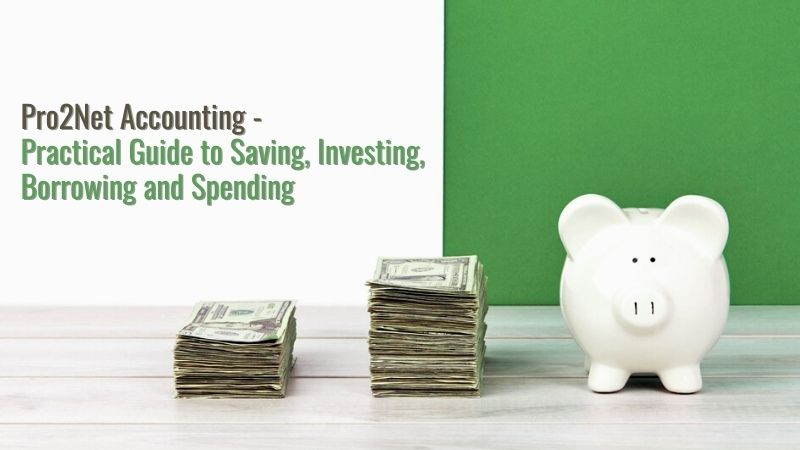 Guide to Saving, Investing, Borrowing and Spending